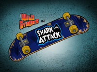 Shark Attack Title Card