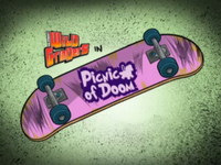 Picnic of Doom Title Card