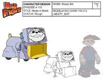 Meaty Bot