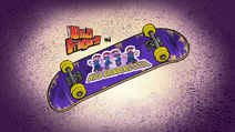 Wild Grinder Style Title Card