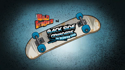 Backside Grinders The Reunion Tour Title Card