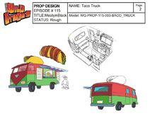 Taco Truck Bacos