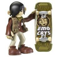 Emo Crys Lost Skate Spot