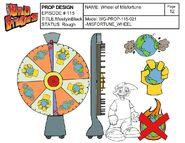 Wheel of Misfortune (MIB style)
