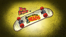 Two Heads Title Card
