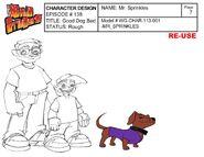 Mr. Sprinkles Profile
