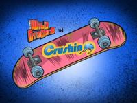 Crushin Title Card
