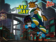 Jay Jay Wallpaper