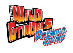 Wild Grinders Downhill Grind logo