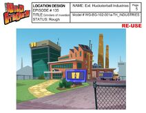 Hucksterball Industries (Re-Used 14)