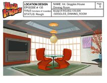 Goggles' Dining Room