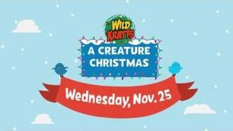 Wild Kratts Creature Christmas Preview