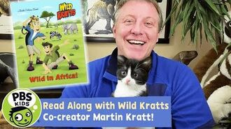 Wild In Africa! Wild Kratts Read Along! PBS KIDS