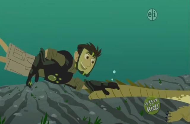 File:Chris touching Croc.png