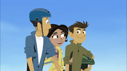 Aviva and The Kratt Bros