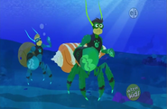 Hermit Kratts can't Breath!