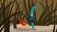 Martin and Termite