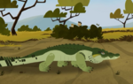 Mom of a Croc-Wild Kratts.03