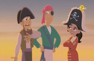 Pirate Bros and Pirate Aviva