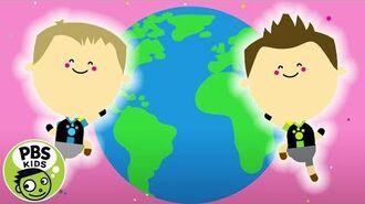 Nature is Our Neighbor! 🌎 Earth Day! PBS KIDS