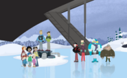 Frozen Pond-Wild Kratts.17