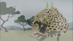 Cheetah Racer Flashback