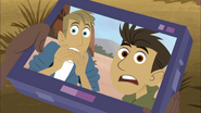 Kratts Scared