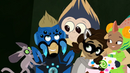 Wild Kratts- Spider Martin Kratt and Grabsy