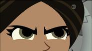 Aviva angry eyes
