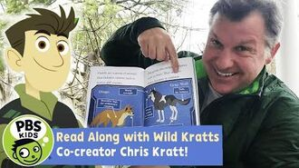 Wild Dogs and Canines Wild Kratts READ ALONG! PBS KIDS