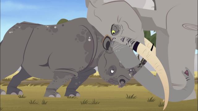 File:Elephant Vs Rhino.png