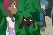 Jaguar in the Bushes