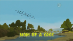 Mom of a Croc title card