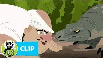 WILD KRATTS Endangered Breakfast PBS KIDS