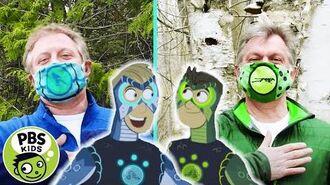 Wild Kratts Wear a Mask Like the Wild Kratts! PBS KIDS