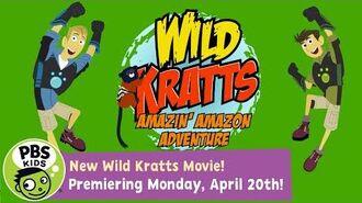 Wild Kratts An Amazing Amazon Adventure! PBS KIDS