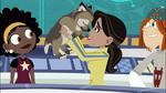 Aviva and Little Howler