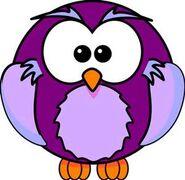 Aviva owl