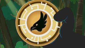 Harpy Eagle Creature Power Disc