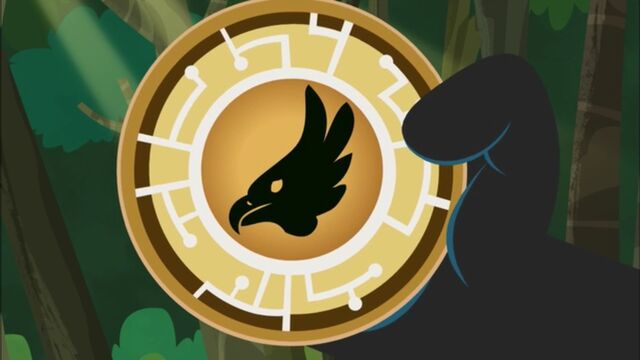File:Harpy Eagle Creature Power Disc.jpg