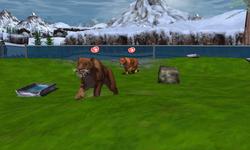 Wildlife park 3 smilodons by wika12375-d6x1t8i