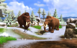 Wildlife-park-3 mammoth pair ego 02