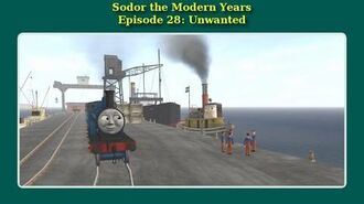 Sodor the Modern Years Unwanted