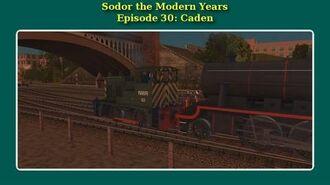 Sodor the Modern Years- Caden