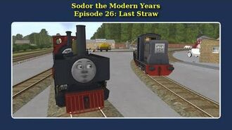 Sodor the Modern Years Last Straw