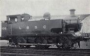 LB&SCR E2 class