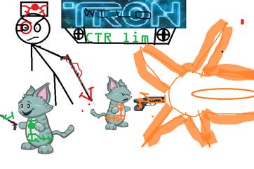 Wild TRON by CTR lim