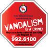 Anti-vandalismMagnet