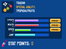 Toucan(stats)