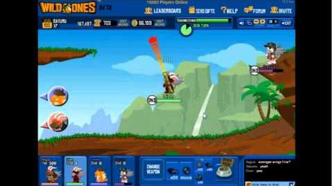 Wild ones hack er gameplay zebra